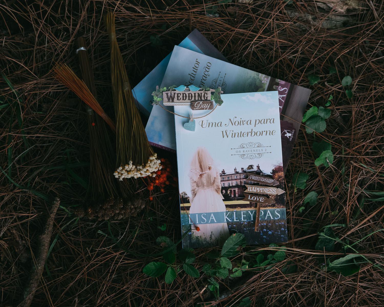 Uma Noiva para Winterborne, de Lisa Kleypas Os Ravenels livro 2
