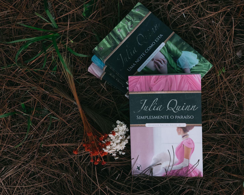 Simplesmente O Paraíso, por Julia Quinn