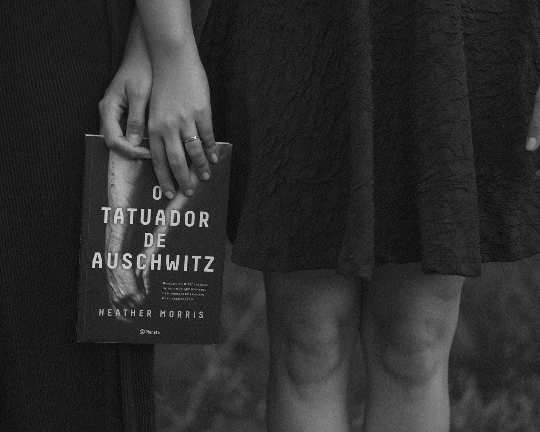 O Tatuador de Auschwitz, por Heather Morris