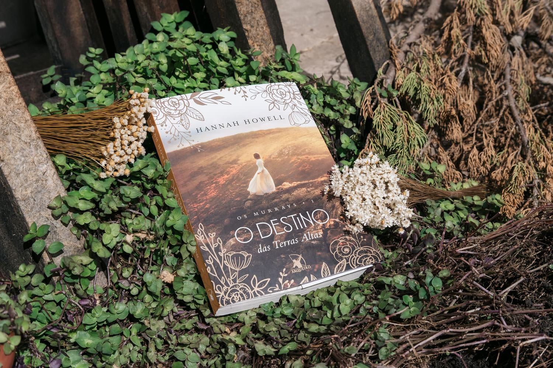 Os Murrays 1 - O Destino das Terras Altas, Hannah Howell
