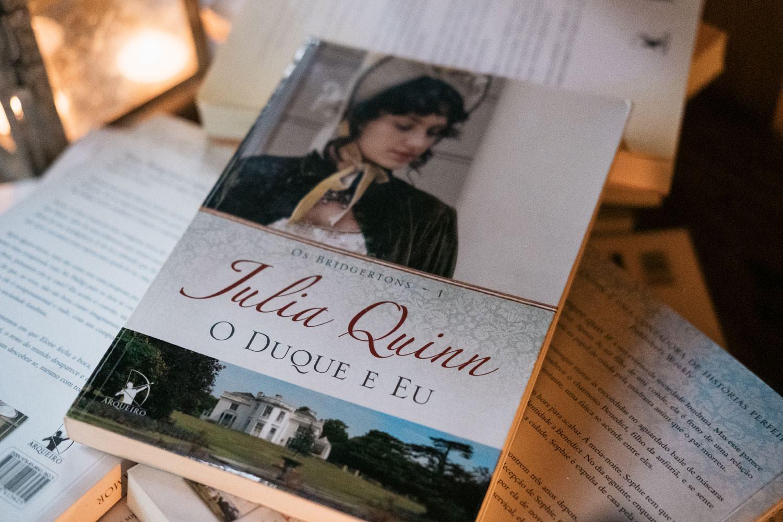 O Duque e Eu, de Julia Quinn - Os Bridgertons 1
