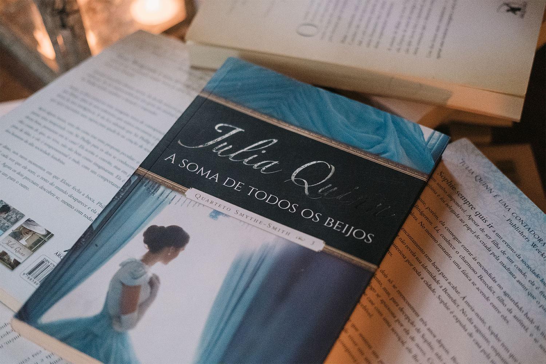 A Soma de Todos os Beijos, Julia Quinn - Quarteto Smythe-Smith