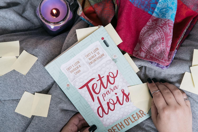 Teto Para Dois, Beth O'Leary